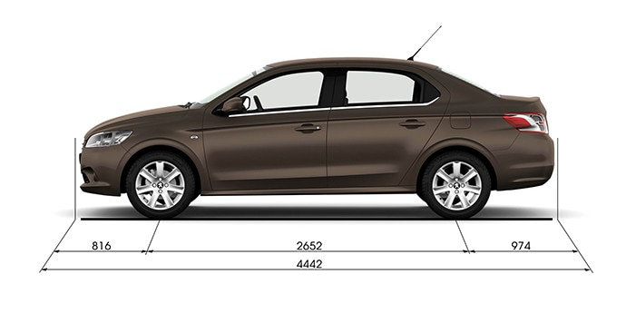 Technical Data And Specifications Peugeot 301 Family Car Saloon