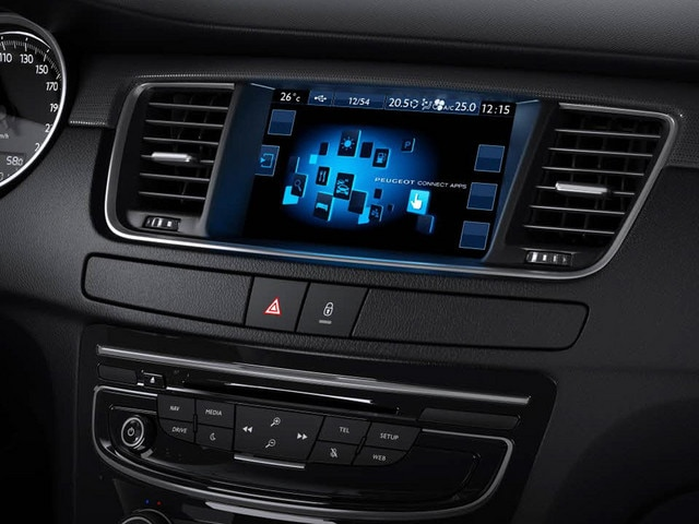 Technology Peugeot 508 | The comfortable family car