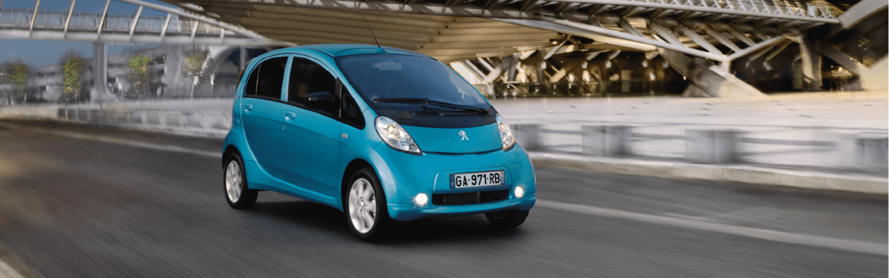 Electric Car Range | Environmentally Friendly Cars from Peugeot